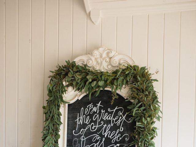 Jennifer and Carter's Wedding in Anadarko, Oklahoma 12