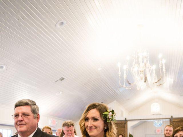 Jennifer and Carter's Wedding in Anadarko, Oklahoma 14