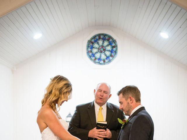 Jennifer and Carter's Wedding in Anadarko, Oklahoma 15