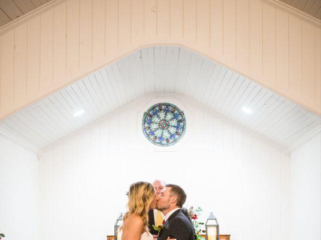 Jennifer and Carter's Wedding in Anadarko, Oklahoma 16