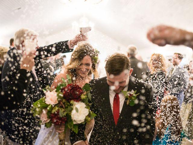 Jennifer and Carter's Wedding in Anadarko, Oklahoma 17