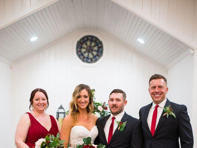 Jennifer and Carter's Wedding in Anadarko, Oklahoma 18