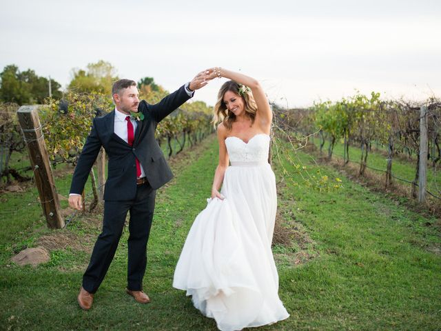 Jennifer and Carter's Wedding in Anadarko, Oklahoma 20