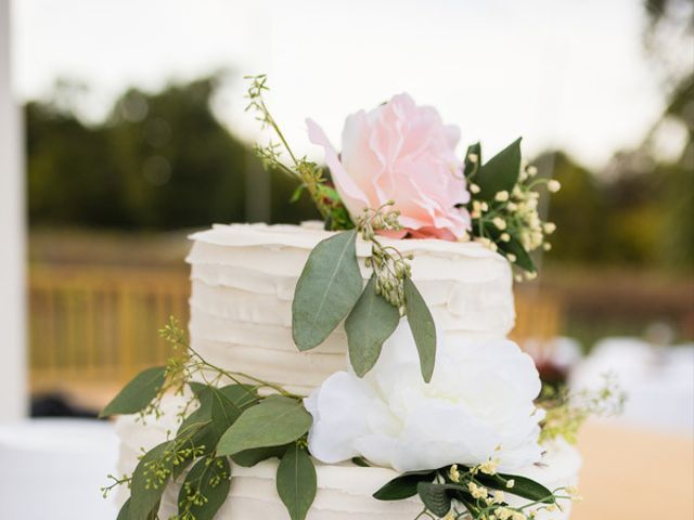 Jennifer and Carter's Wedding in Anadarko, Oklahoma 23