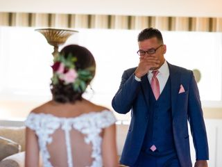 Branch and Alyssa's Wedding in Corolla, North Carolina 3