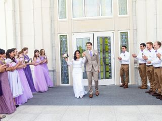 The wedding of Jared and Helain 2