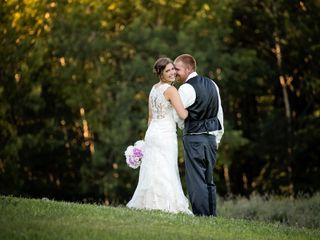 The wedding of Zach and Kayla 1