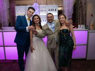 The wedding of Veronica and Kamil 1