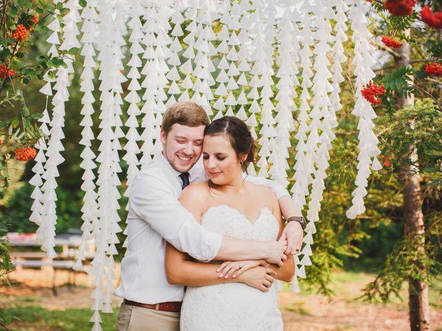 The wedding of Lauren and Ryan