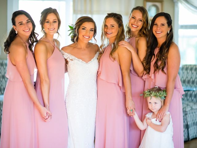 Branch and Alyssa's Wedding in Corolla, North Carolina 14