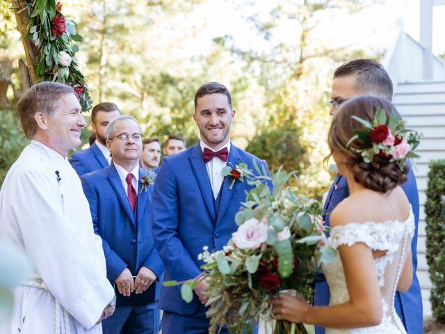 Branch and Alyssa's Wedding in Corolla, North Carolina 18