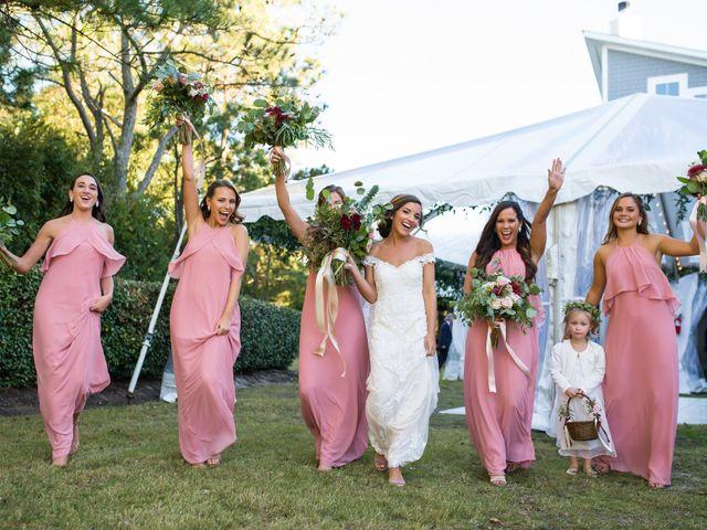 Branch and Alyssa's Wedding in Corolla, North Carolina 20