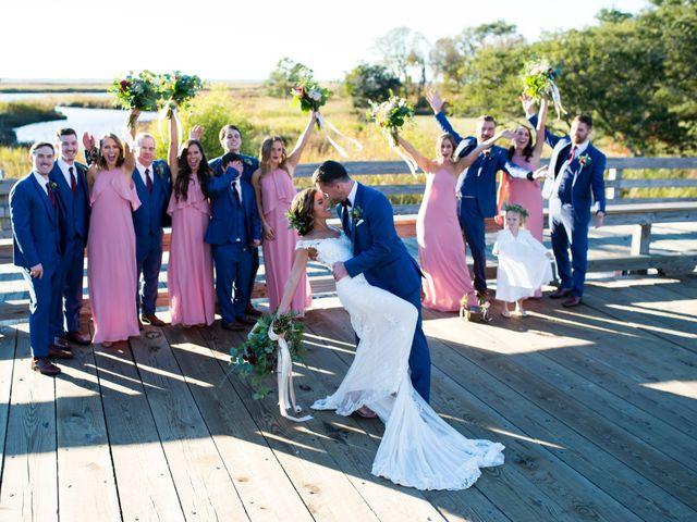 Branch and Alyssa's Wedding in Corolla, North Carolina 22