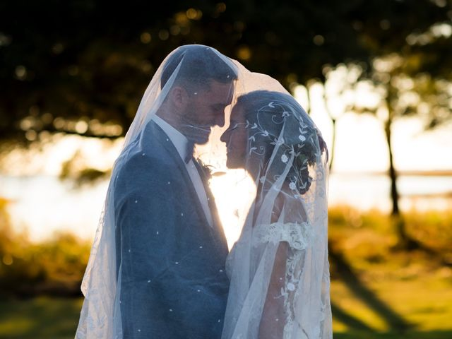 Branch and Alyssa's Wedding in Corolla, North Carolina 28