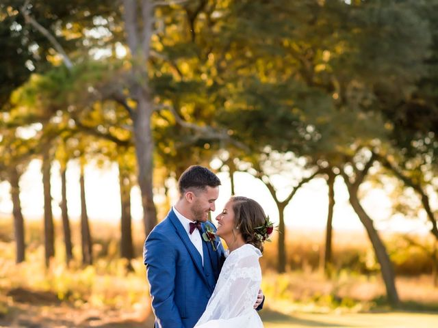 Branch and Alyssa's Wedding in Corolla, North Carolina 29