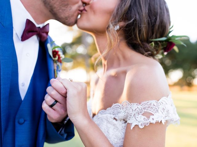 Branch and Alyssa's Wedding in Corolla, North Carolina 31