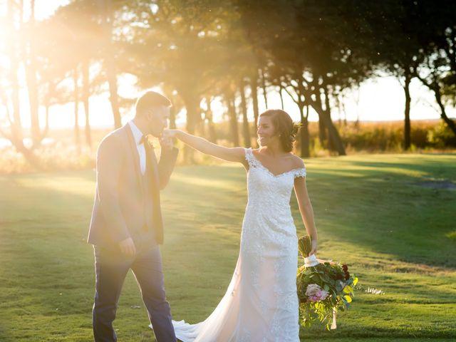 Branch and Alyssa's Wedding in Corolla, North Carolina 1