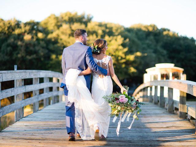 Branch and Alyssa's Wedding in Corolla, North Carolina 35