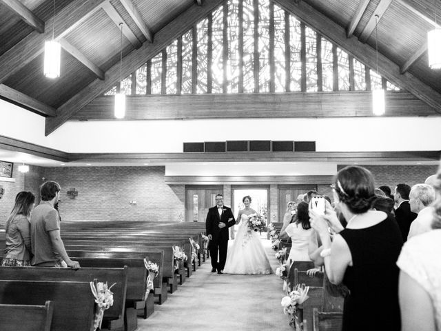 Andrew and Aja's Wedding in Mount Pleasant, Pennsylvania 15