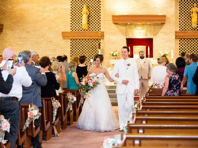 Andrew and Aja's Wedding in Mount Pleasant, Pennsylvania 18