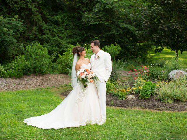 Andrew and Aja's Wedding in Mount Pleasant, Pennsylvania 24