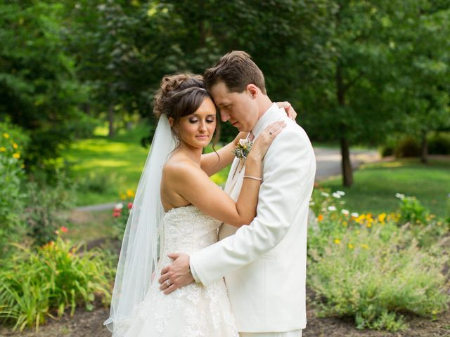 Andrew and Aja's Wedding in Mount Pleasant, Pennsylvania 26