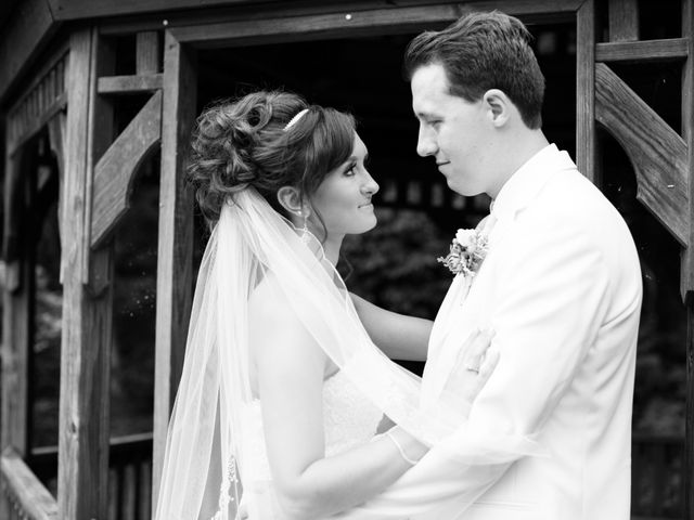 Andrew and Aja's Wedding in Mount Pleasant, Pennsylvania 27