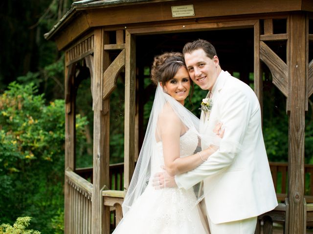 Andrew and Aja's Wedding in Mount Pleasant, Pennsylvania 28