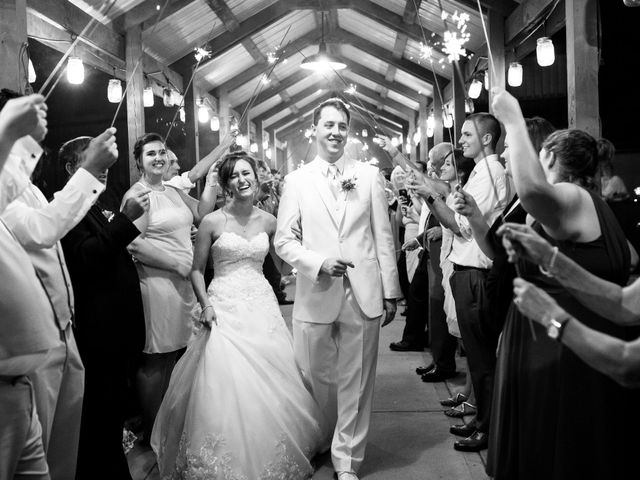 Andrew and Aja's Wedding in Mount Pleasant, Pennsylvania 51