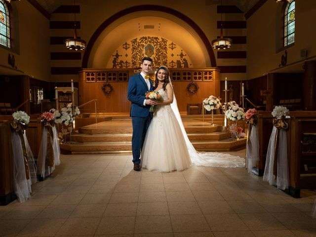 Kamil and Veronica's Wedding in Woodbury, New York 1