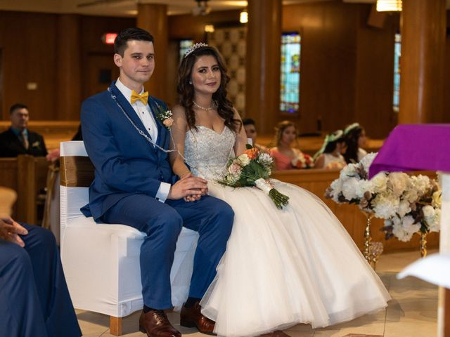 Kamil and Veronica's Wedding in Woodbury, New York 20