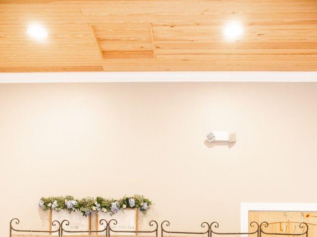 Justin and Morgan's Wedding in Staley, North Carolina 7