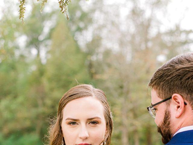 Justin and Morgan's Wedding in Staley, North Carolina 26
