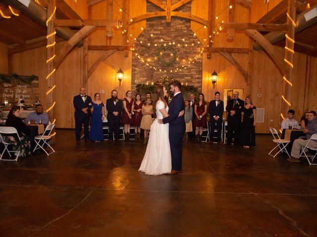 Justin and Morgan's Wedding in Staley, North Carolina 37