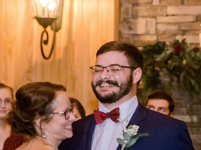 Justin and Morgan's Wedding in Staley, North Carolina 38