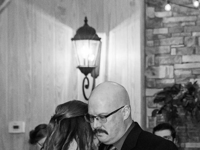 Justin and Morgan's Wedding in Staley, North Carolina 39