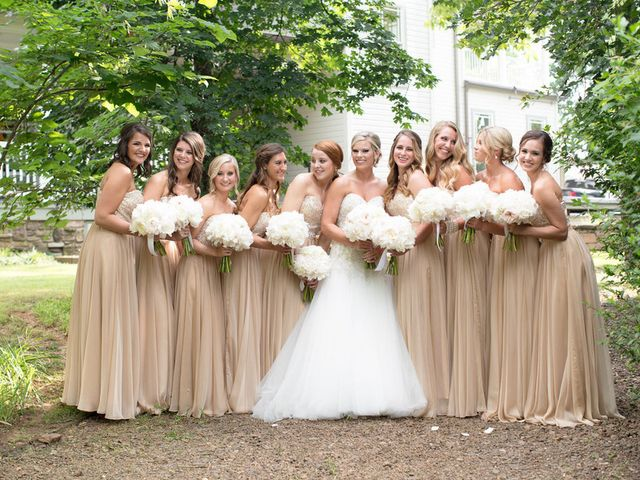 Jessica and James's Wedding in Fayetteville, Arkansas 5