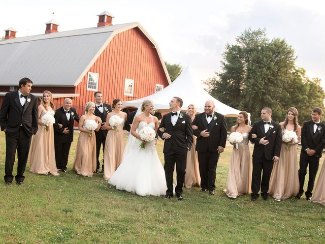 Jessica and James's Wedding in Fayetteville, Arkansas 15