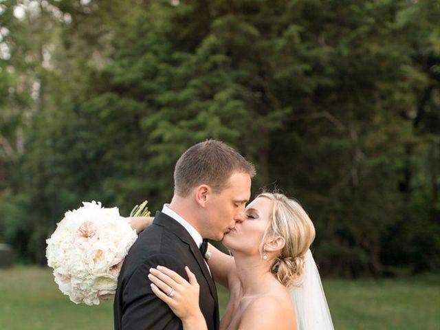 Jessica and James's Wedding in Fayetteville, Arkansas 14