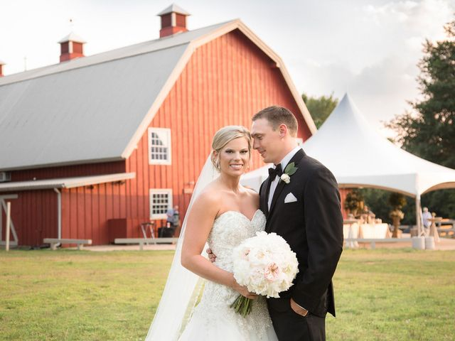 Jessica and James's Wedding in Fayetteville, Arkansas 9