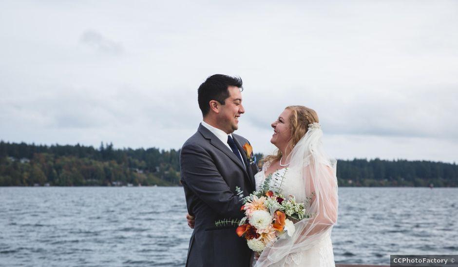 Hayley and Ken's Wedding in Poulsbo, Washington