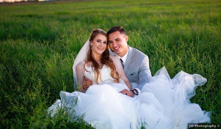 Nicole and Trace's Wedding in Tucson, Arizona