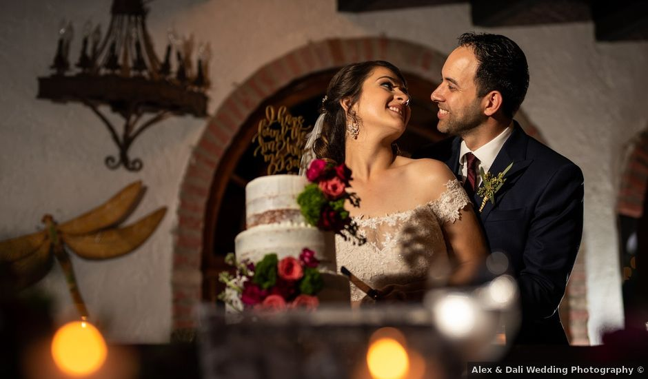 Christine and Richard's Wedding in Rio Grande, Puerto Rico