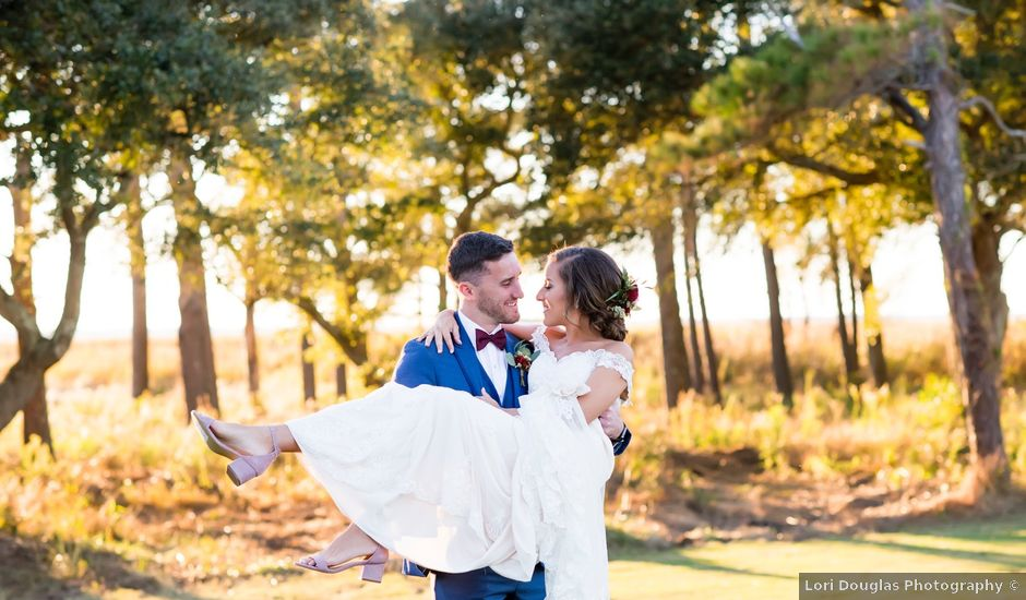 Branch and Alyssa's Wedding in Corolla, North Carolina