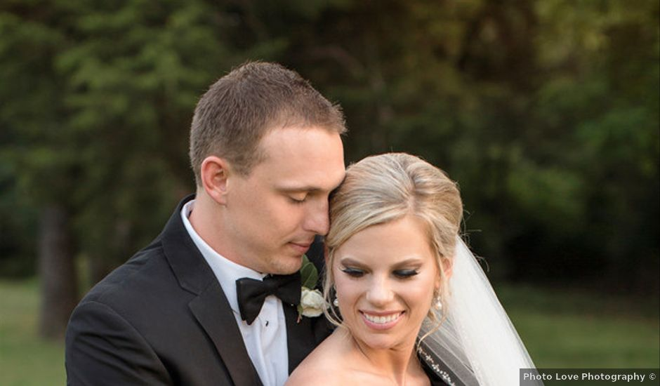 Jessica and James's Wedding in Fayetteville, Arkansas