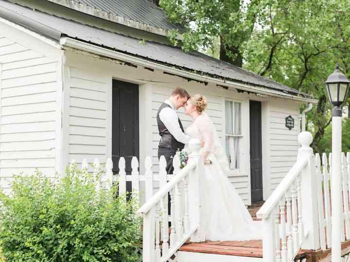 The wedding of Kaylen and Ian