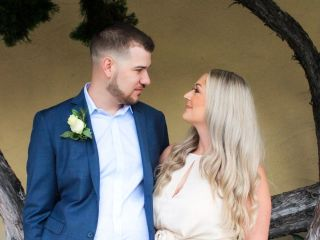 The wedding of Jaimi and Blake 1