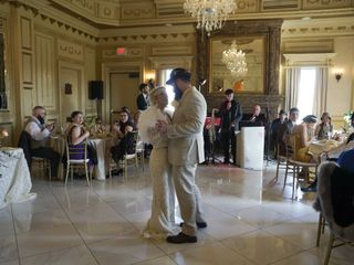 The wedding of Christina and Michael 2
