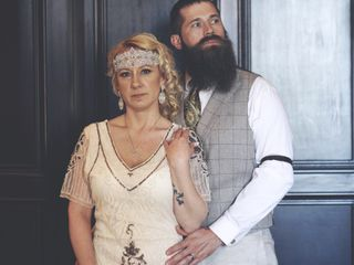 The wedding of Christina and Michael 1