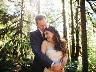The wedding of Kelsey and Brendan